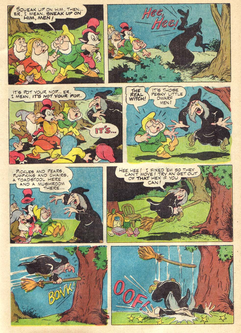 Walt Disney's Comics and Stories issue 146 - Page 19