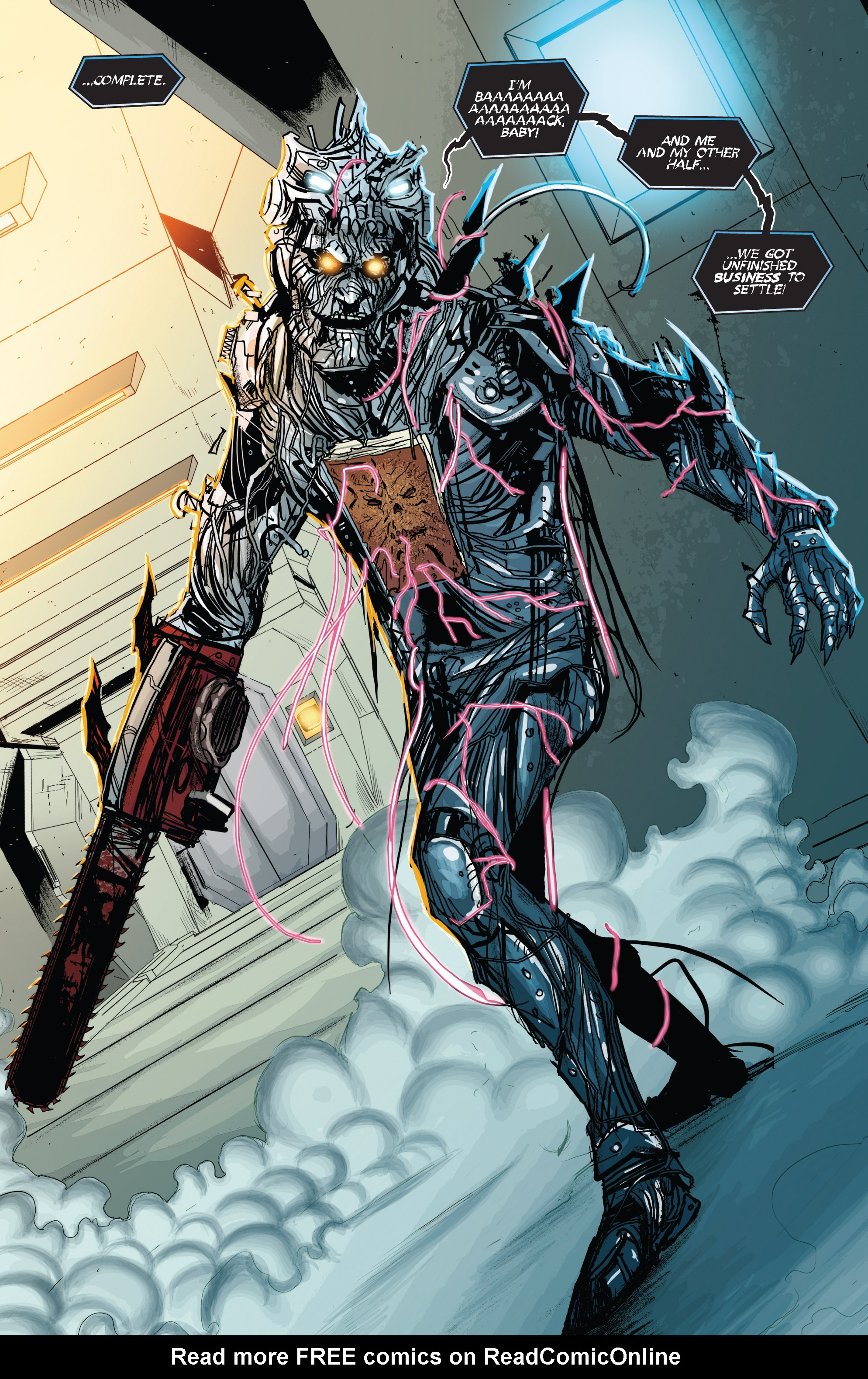 Read online Army of Darkness (2014) comic -  Issue #2 - 24