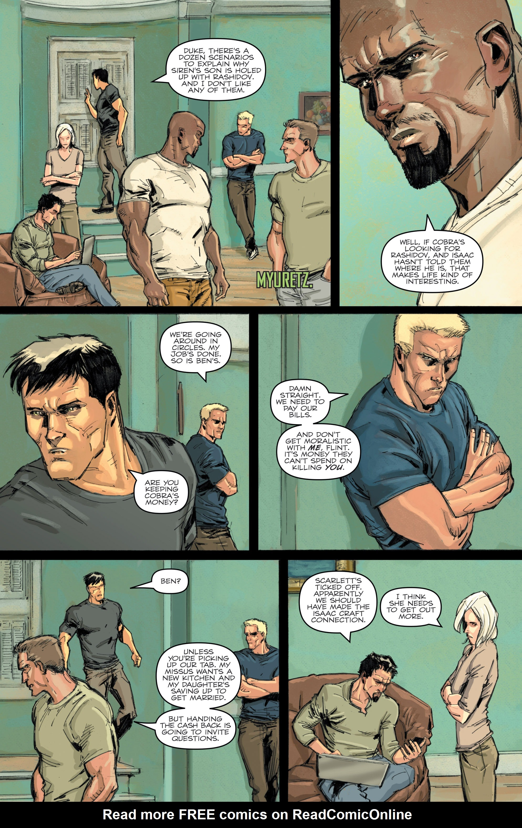 G.I. Joe (2014) #_TPB_2 #10 - English 40