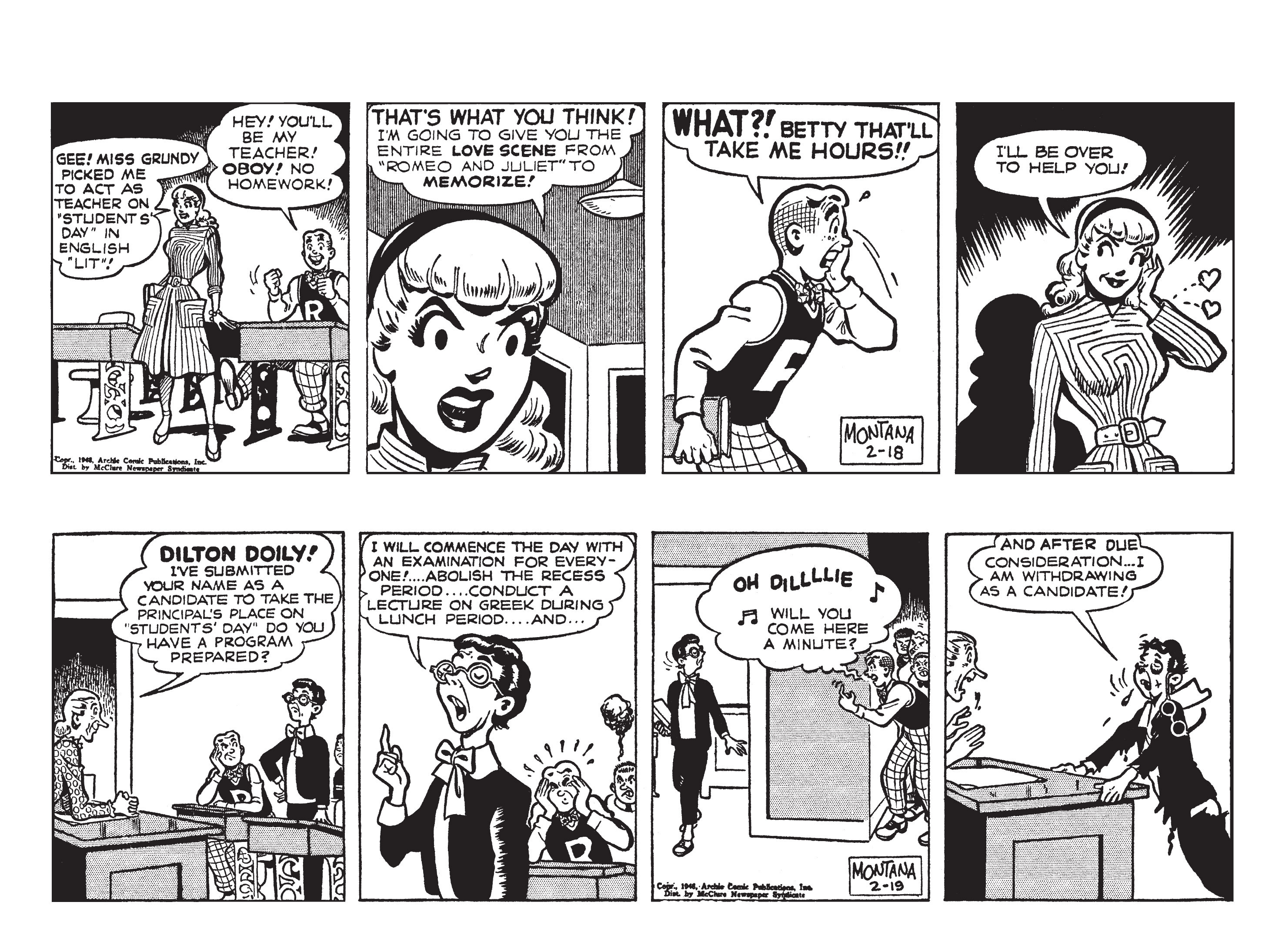 Read online Archie 75th Anniversary Digest comic -  Issue #3 - 36