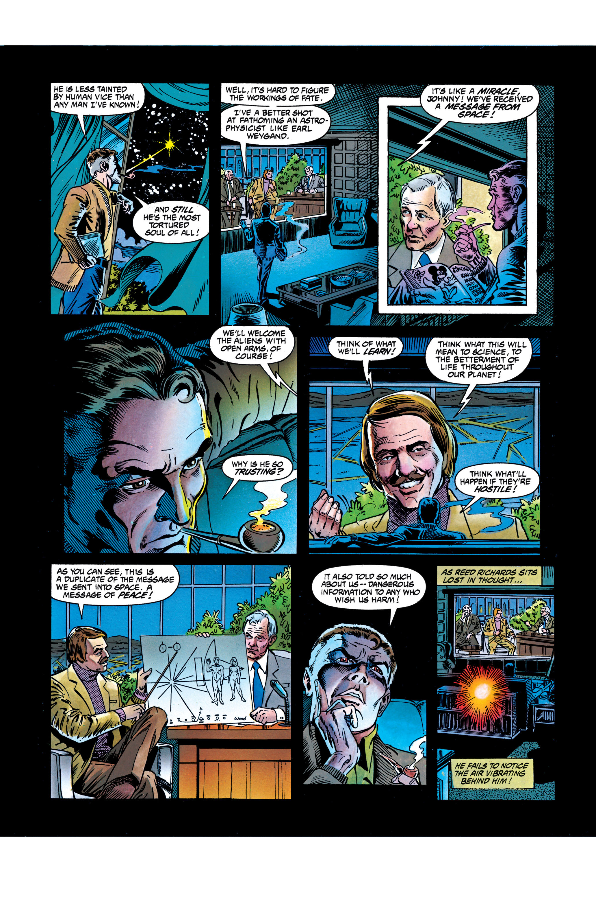 Read online Silver Surfer: Parable comic -  Issue # TPB - 75