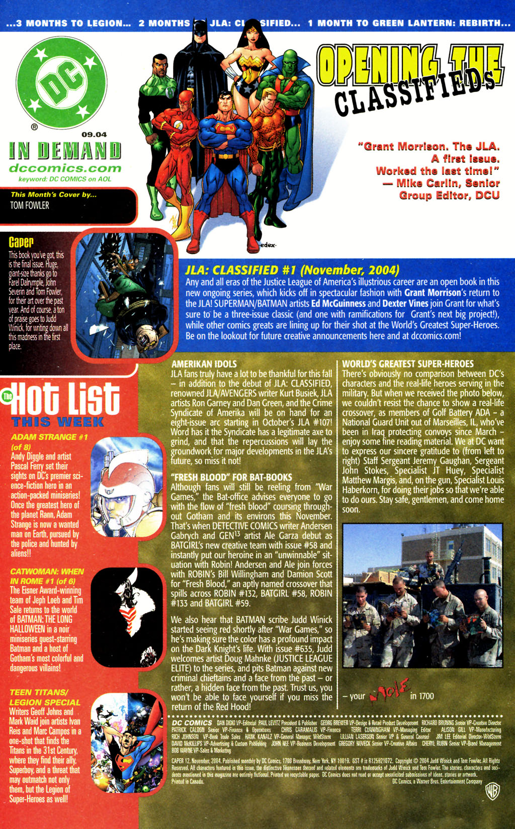 Read online Caper comic -  Issue #12 - 24