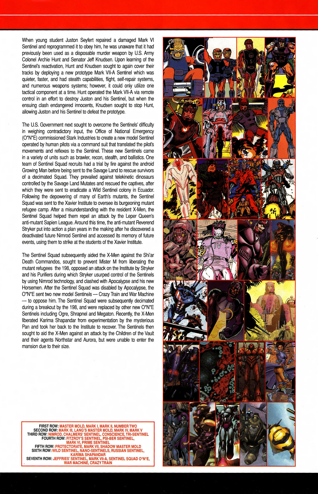 Read online All-New Official Handbook of the Marvel Universe A to Z comic -  Issue #9 - 59