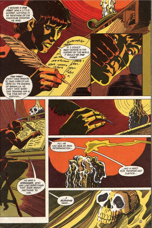 Read online The Phantom (1988) comic -  Issue #1 - 5