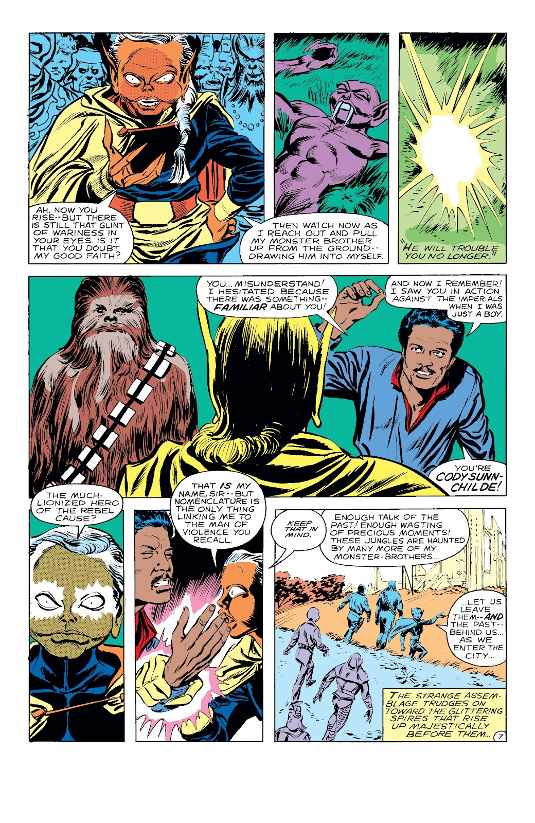 Read online Star Wars Legends: The Original Marvel Years - Epic Collection comic -  Issue # TPB 3 (Part 2) - 43