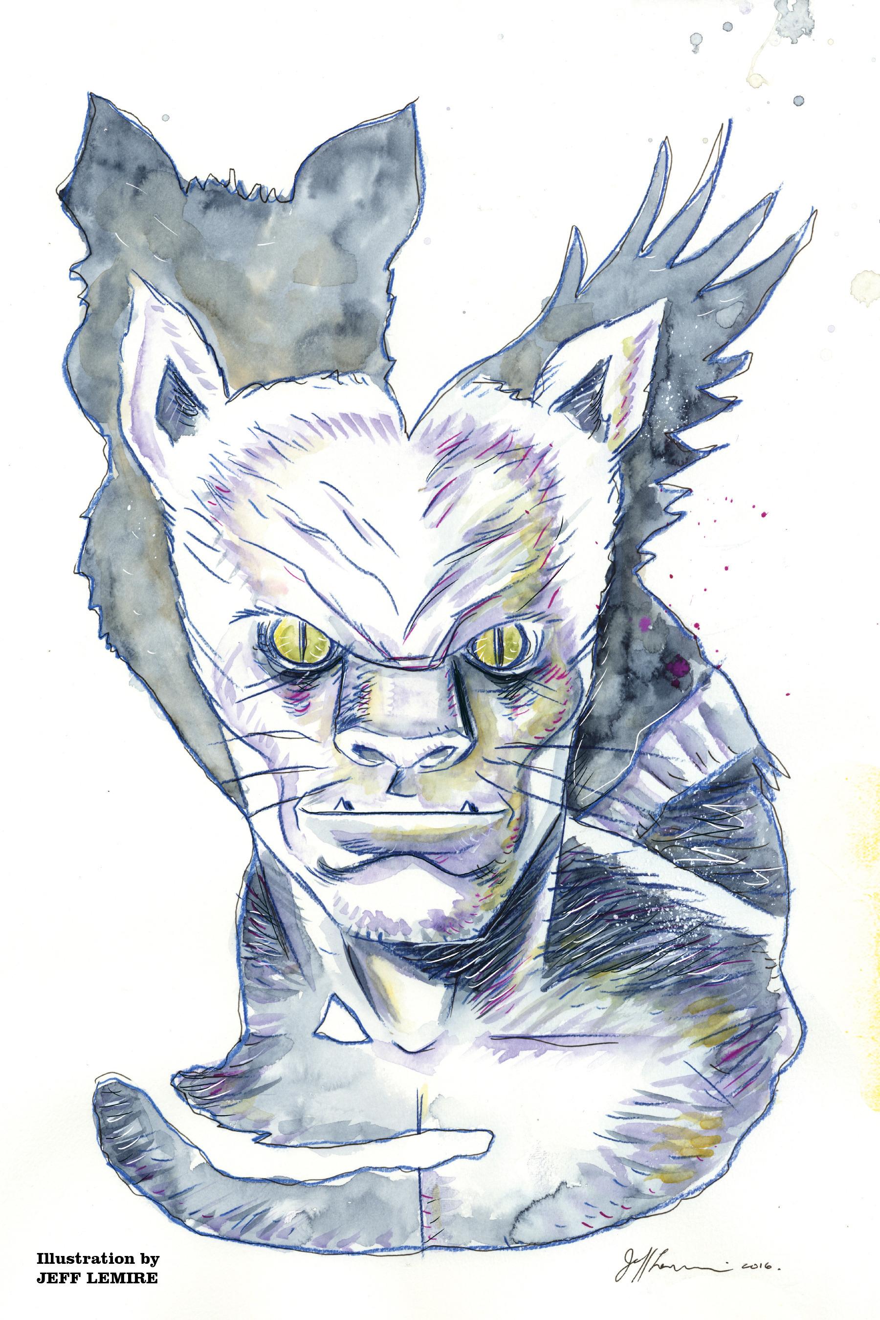 Read online Angel Catbird comic -  Issue # TPB 2 - 85