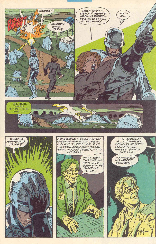 Read online Robocop (1990) comic -  Issue #16 - 15