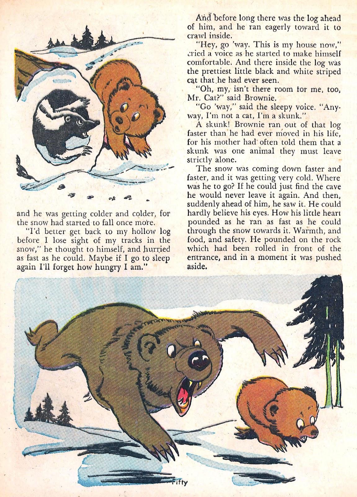 Read online Animal Comics comic -  Issue #4 - 53