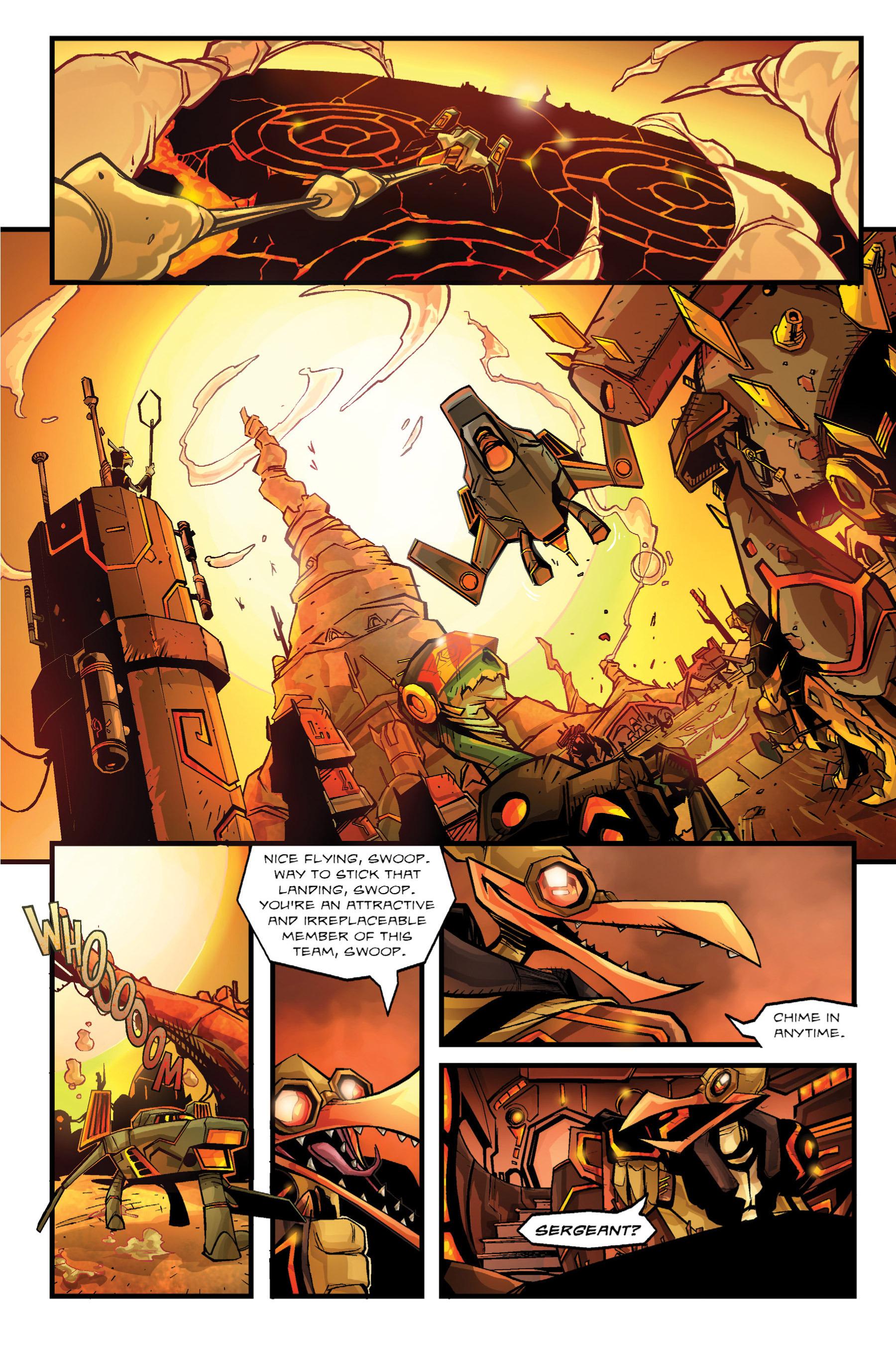 Read online Rexodus comic -  Issue # Full - 47