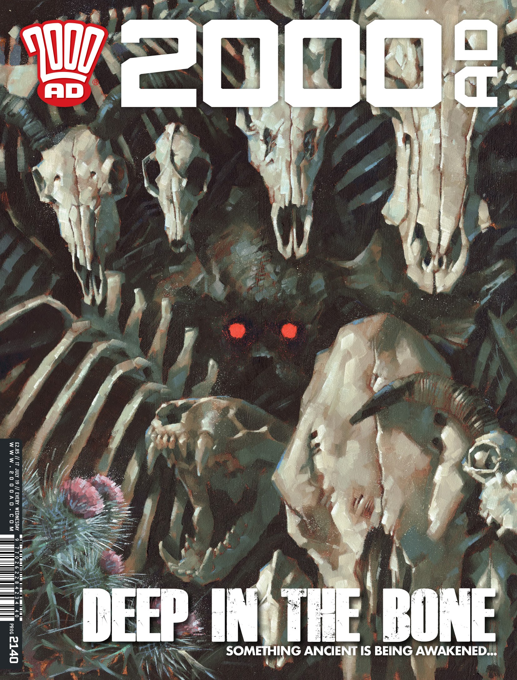 2000 AD 2140 Page 1