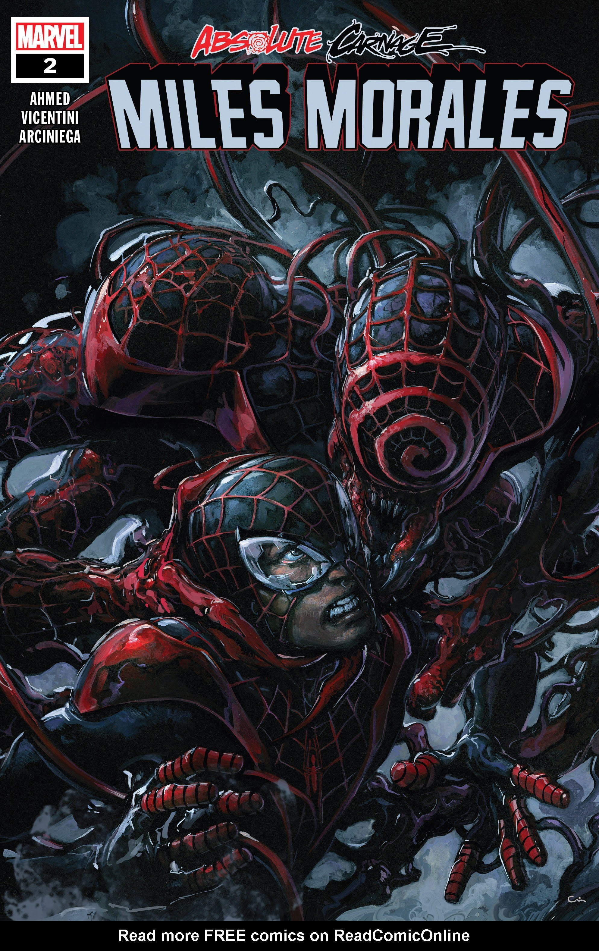 Absolute Carnage: Miles Morales 2 Page 1