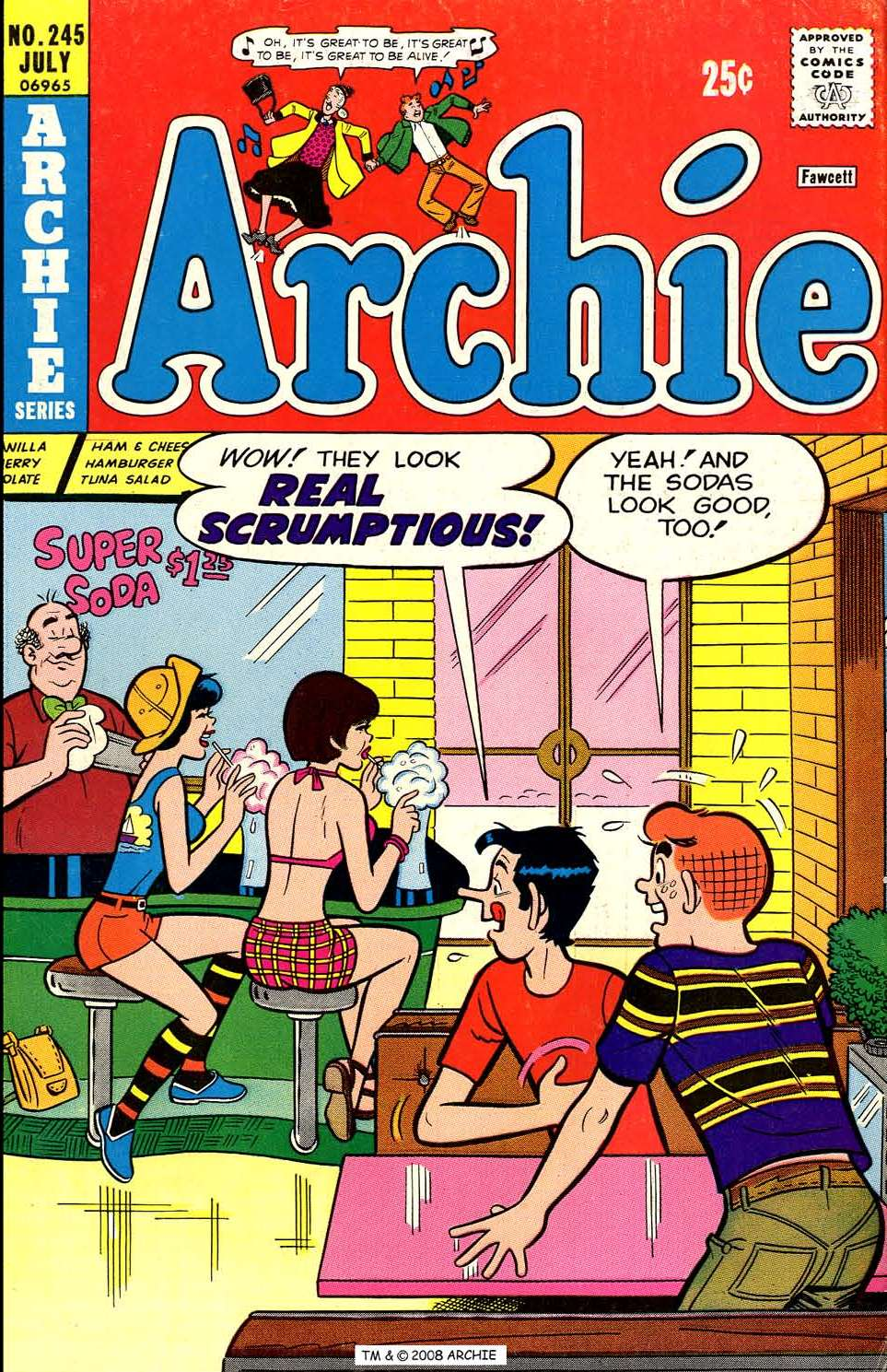 Read online Archie (1960) comic -  Issue #245 - 1