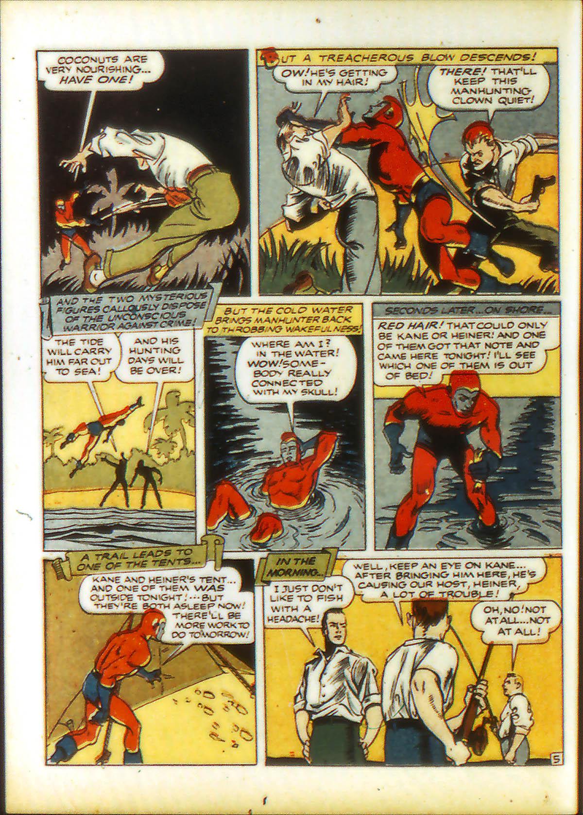 Read online Adventure Comics (1938) comic -  Issue #89 - 44