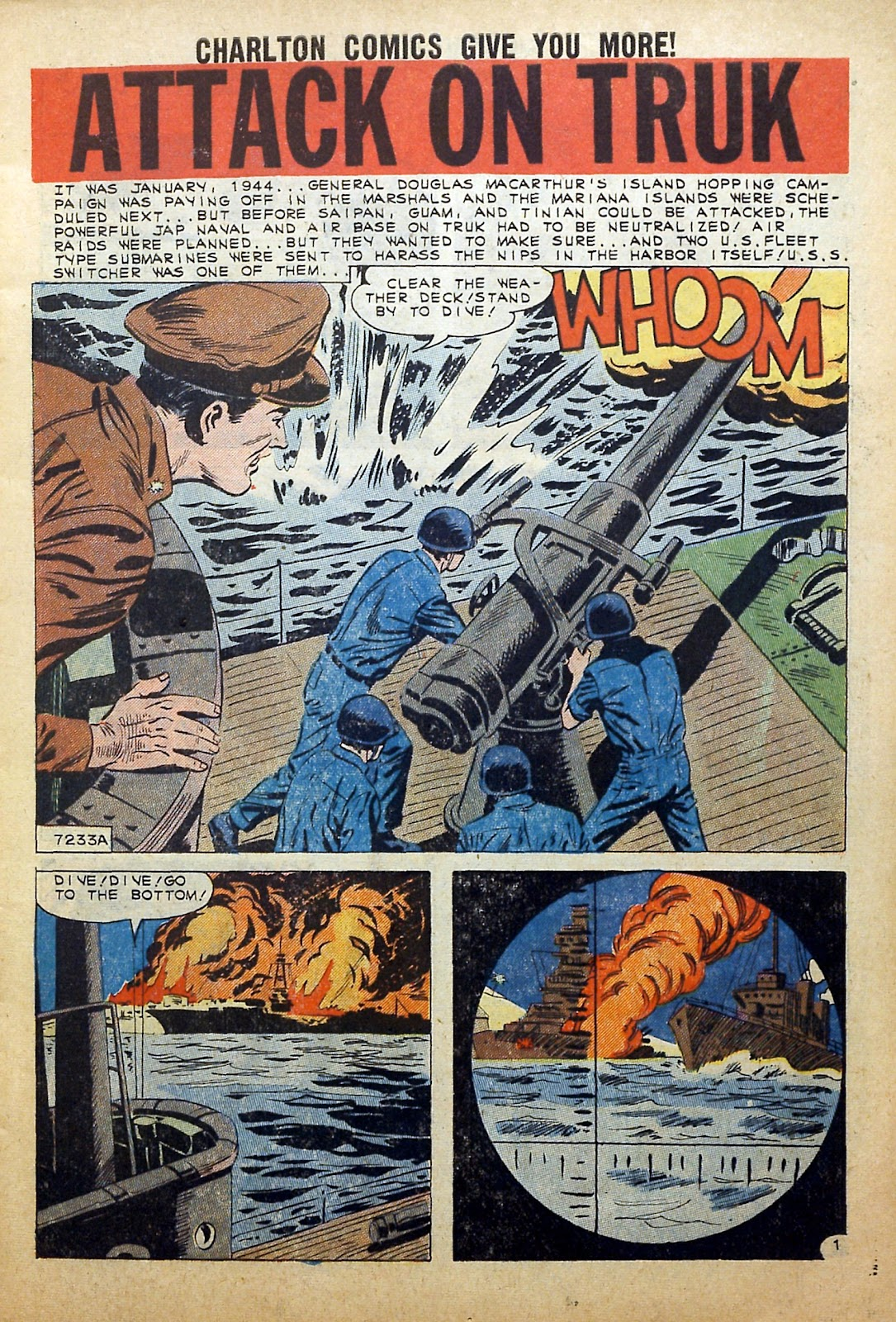 Read online Fightin' Navy comic -  Issue #99 - 3