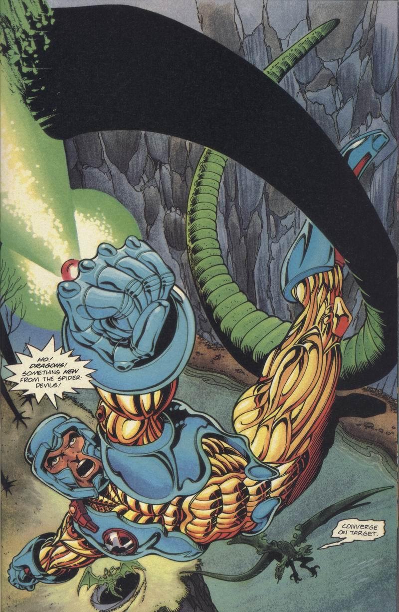 Read online Turok, Dinosaur Hunter (1993) comic -  Issue #19 - 10