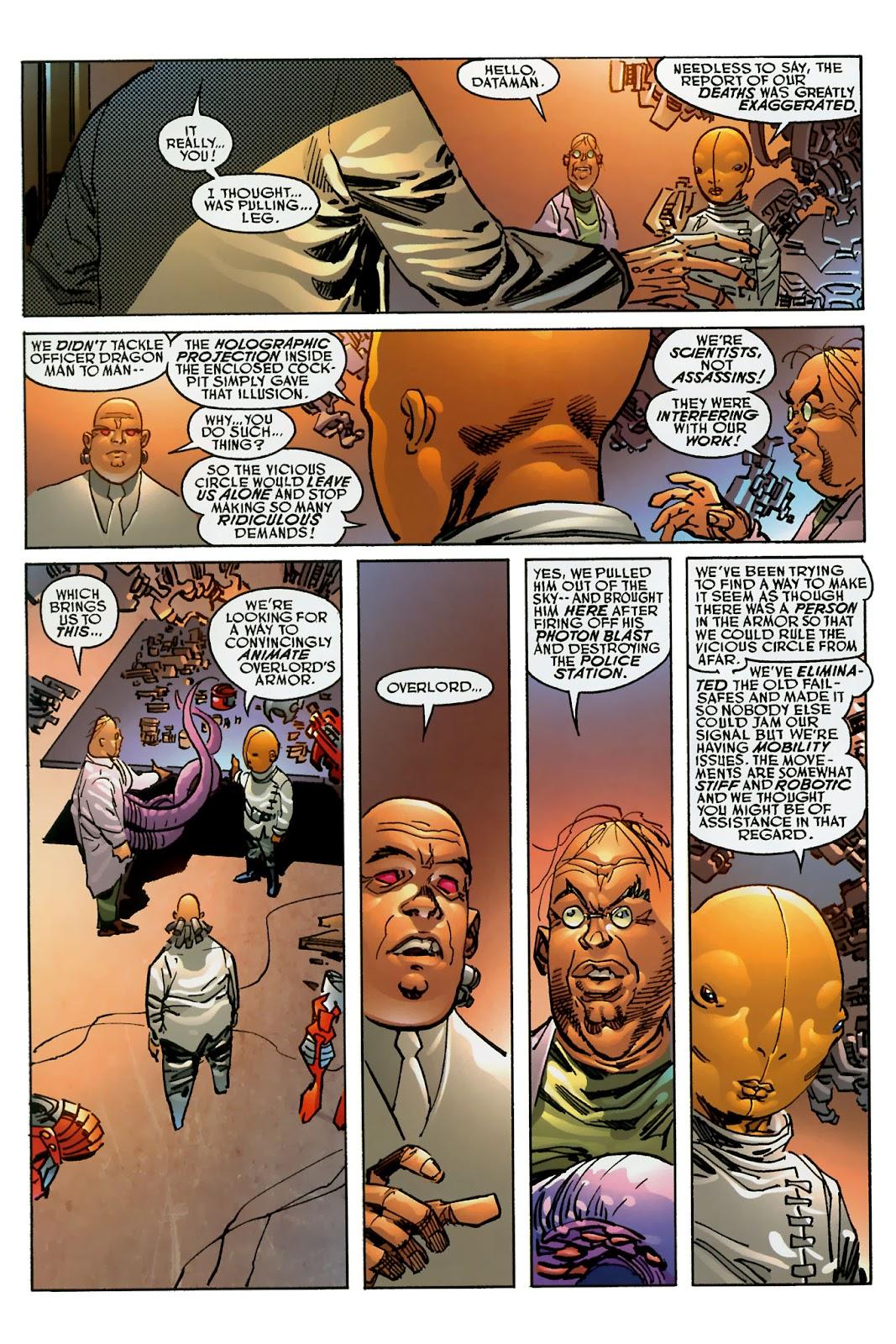 The Savage Dragon (1993) Issue #150 #153 - English 13