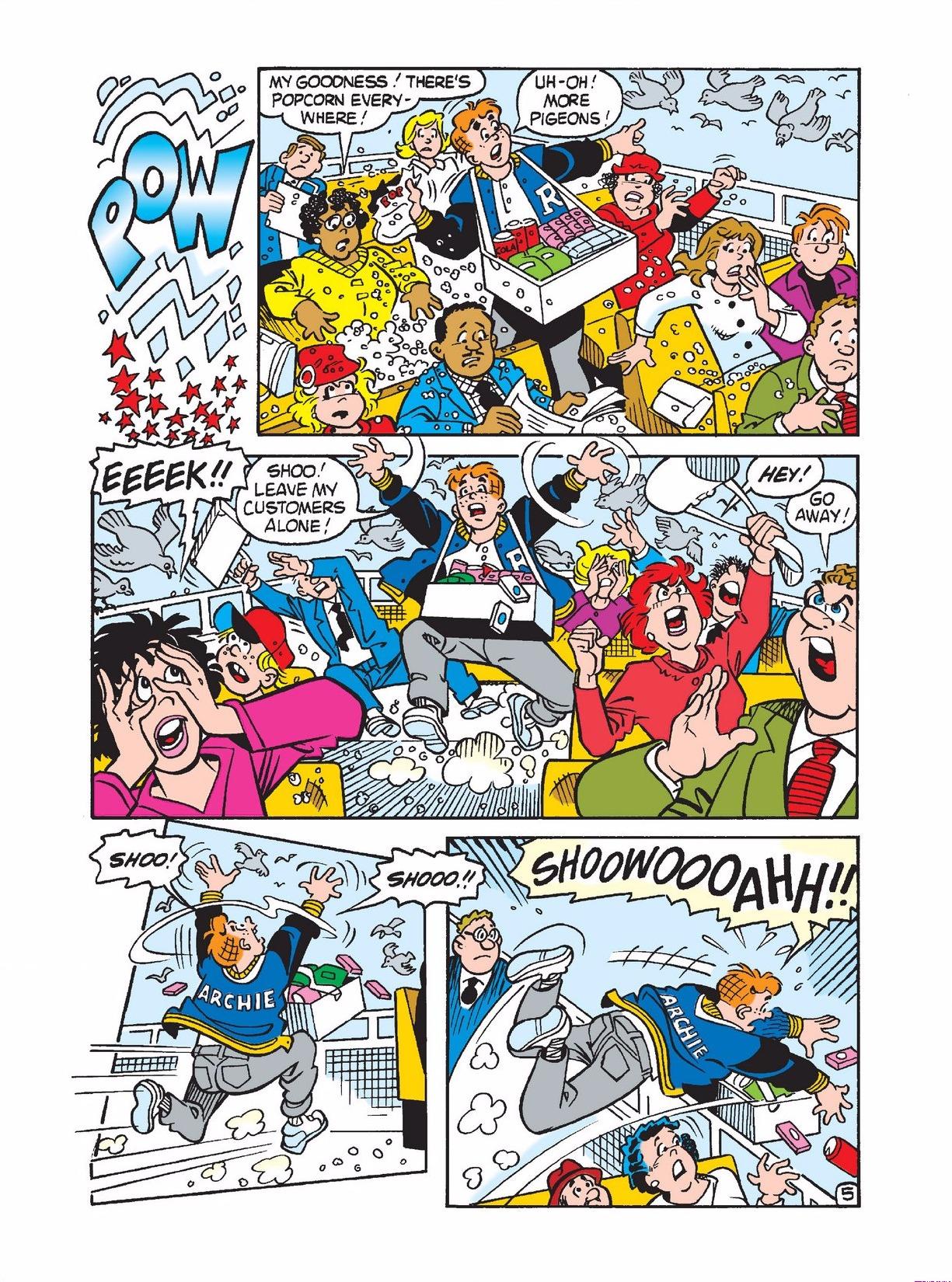Read online Archie 1000 Page Comics Bonanza comic -  Issue #3 (Part 1) - 12