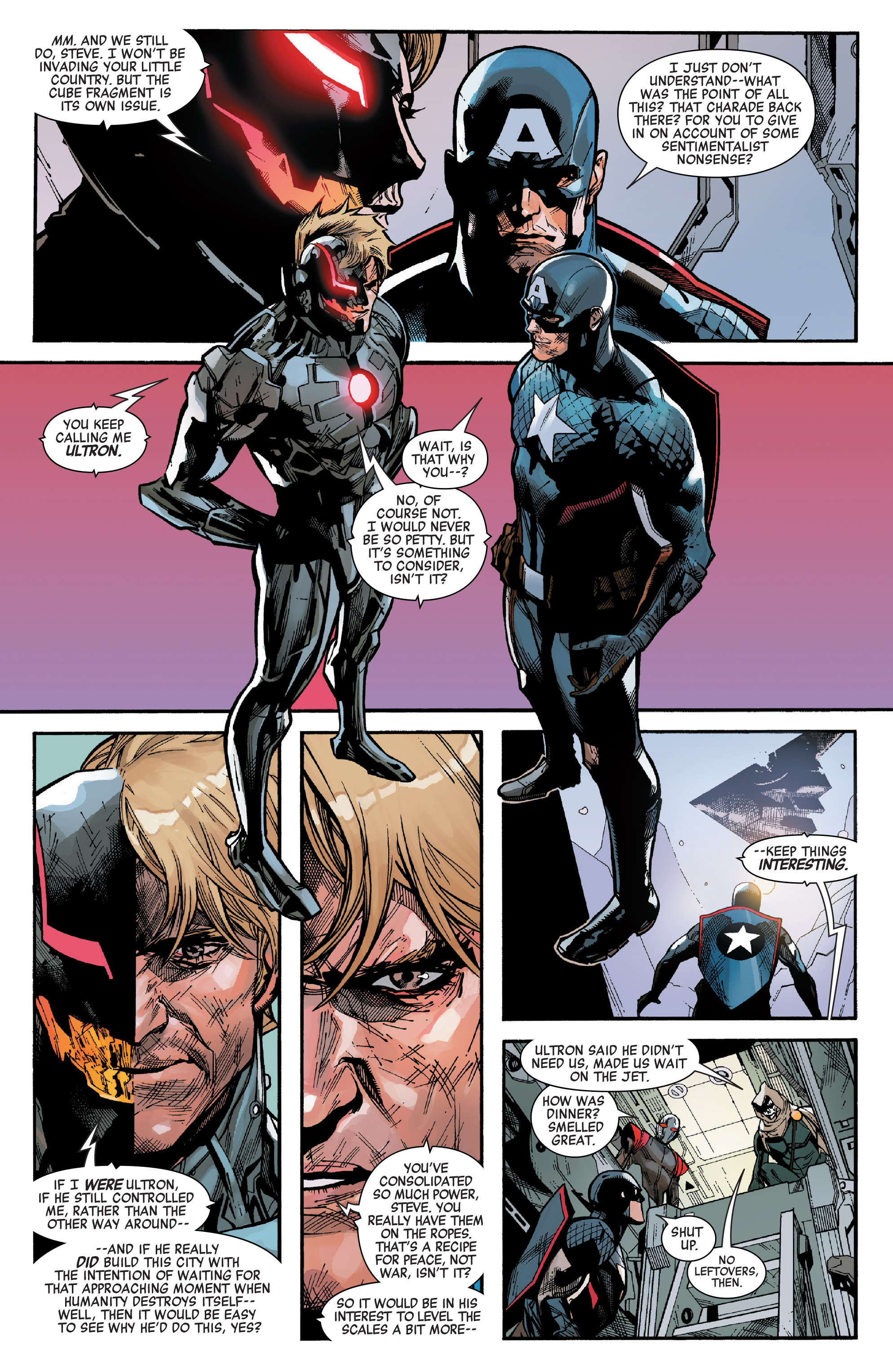 Read online Secret Empire comic -  Issue #4 - 33