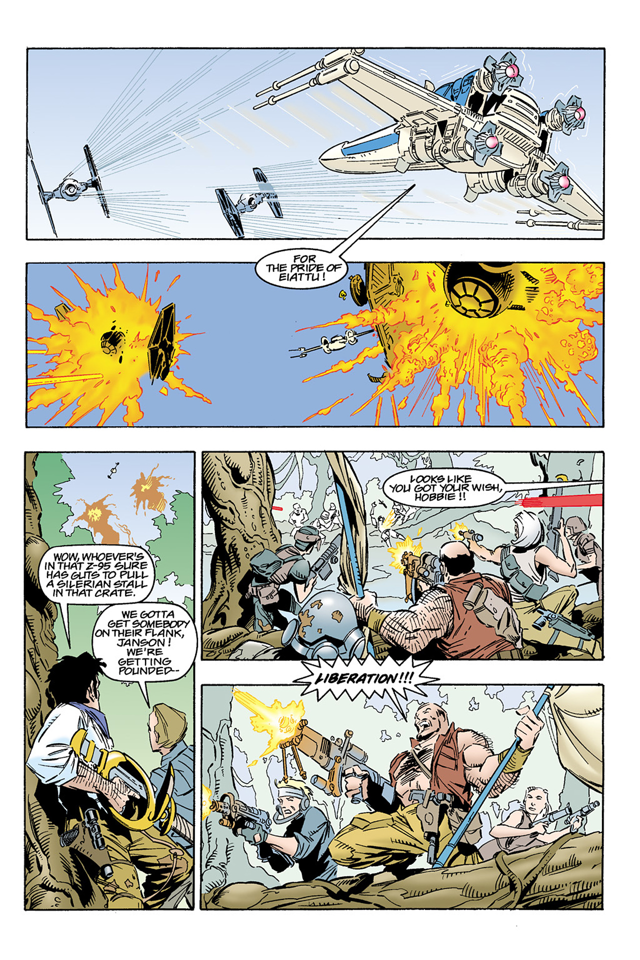 Read online Star Wars Omnibus comic -  Issue # Vol. 2 - 154