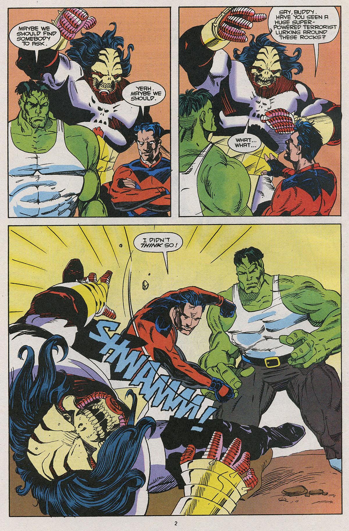 Read online Wonder Man (1991) comic -  Issue #27 - 3