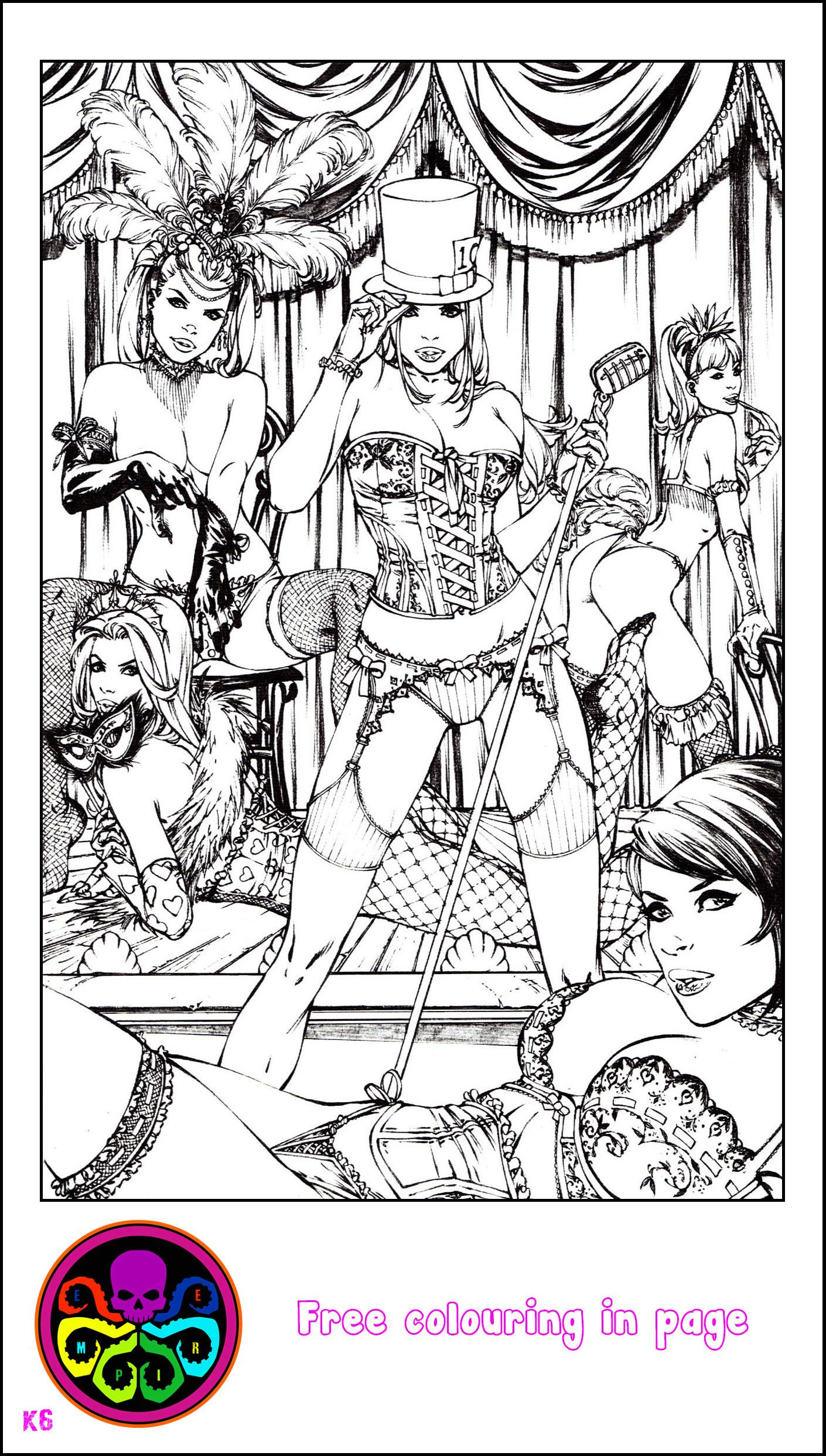 Read online SideChicks comic -  Issue #1 - 34