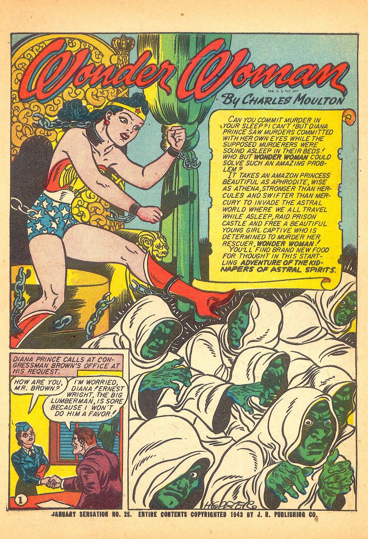 Read online Sensation (Mystery) Comics comic -  Issue #25 - 3
