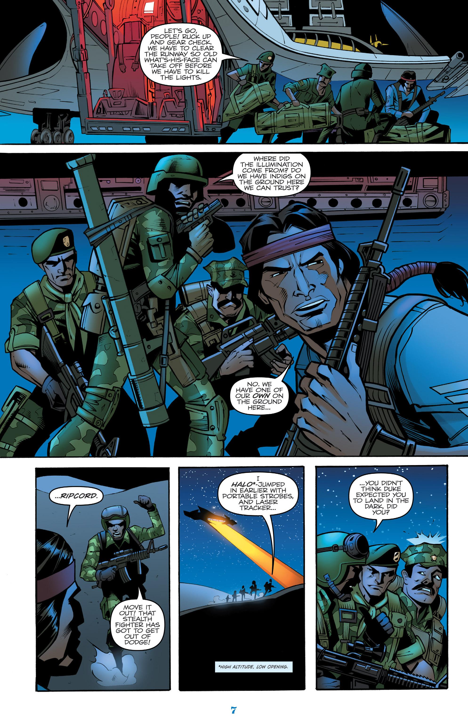 Read online G.I. Joe (2016) comic -  Issue #5 - 31