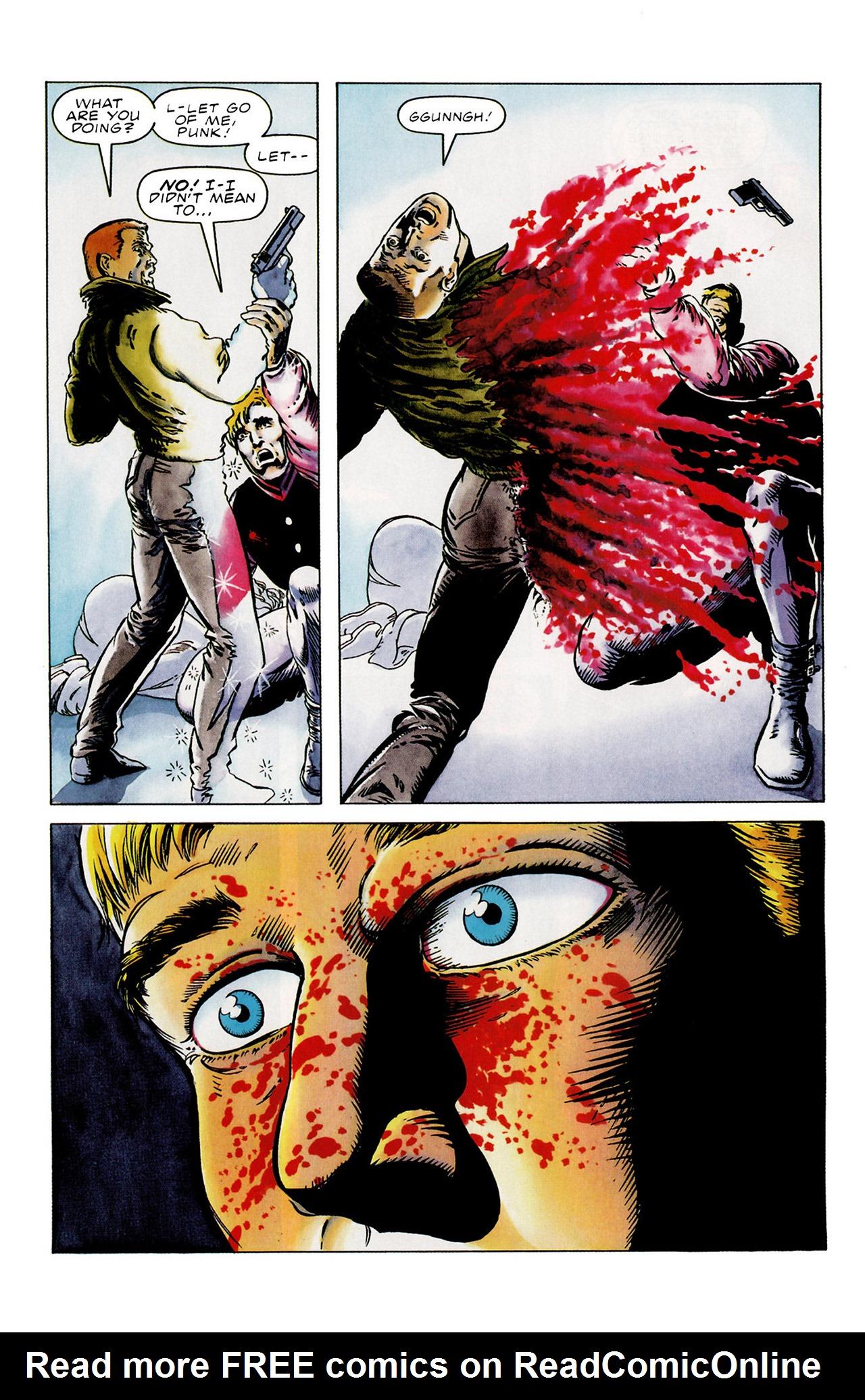Read online Harbinger (1992) comic -  Issue #16 - 19