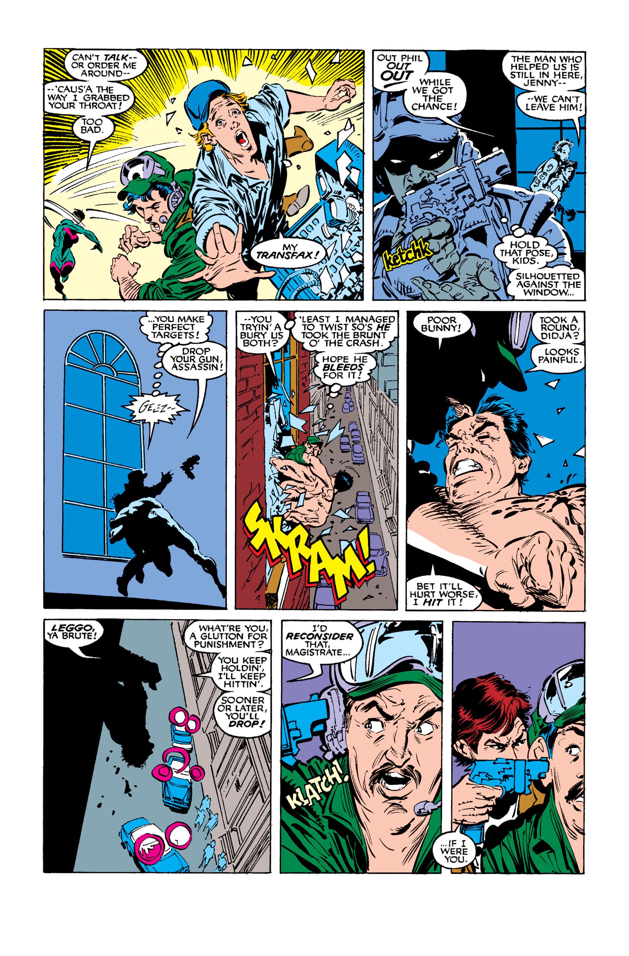Read online Uncanny X-Men (1963) comic -  Issue #259 - 5