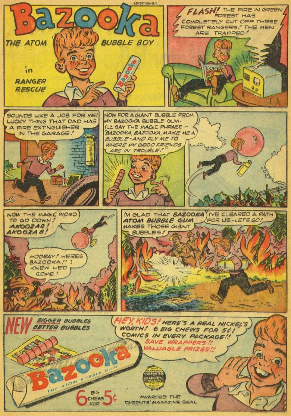 Read online Adventure Comics (1938) comic -  Issue #128 - 34