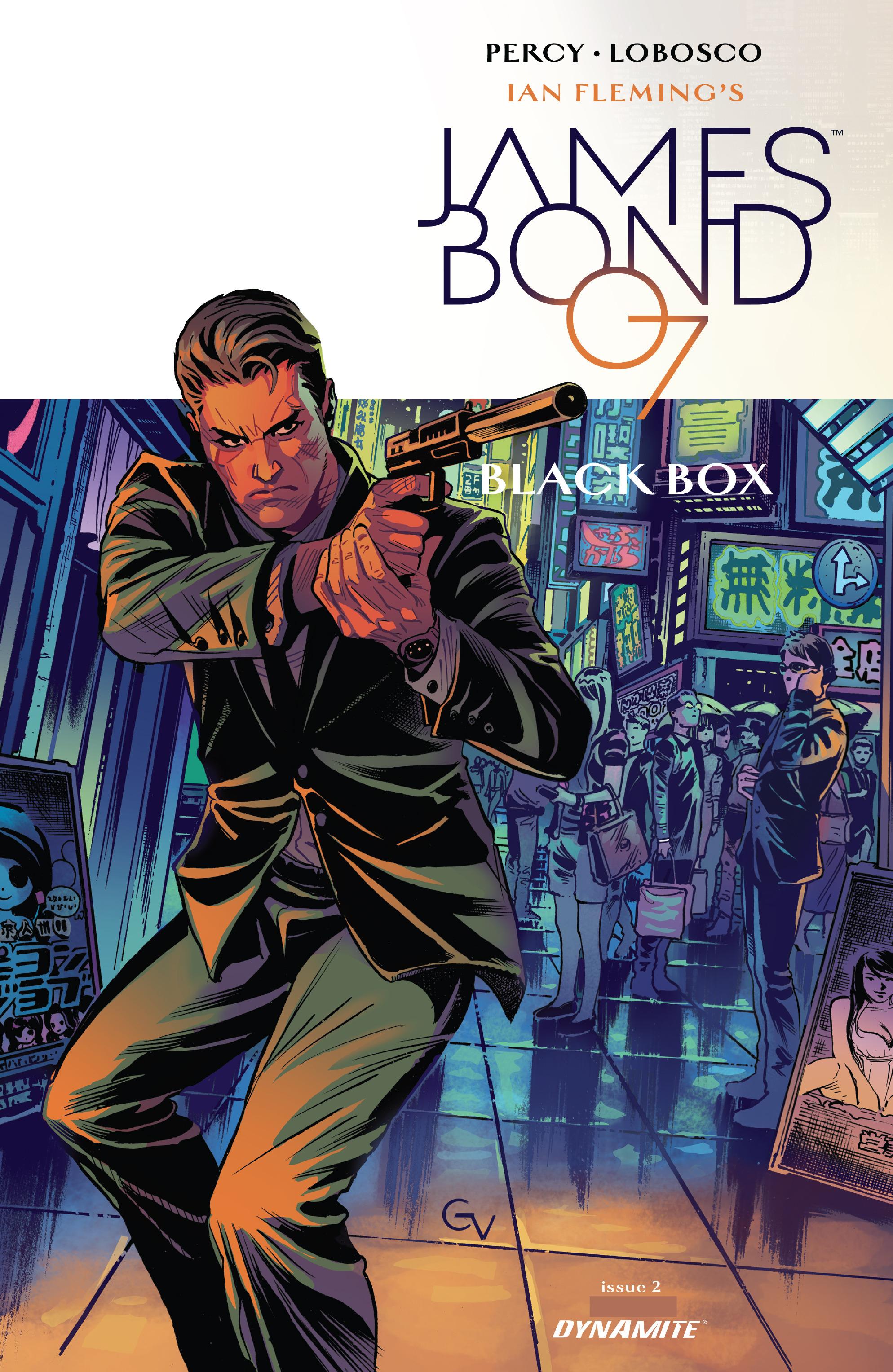 Read online James Bond (2017) comic -  Issue #2 - 30