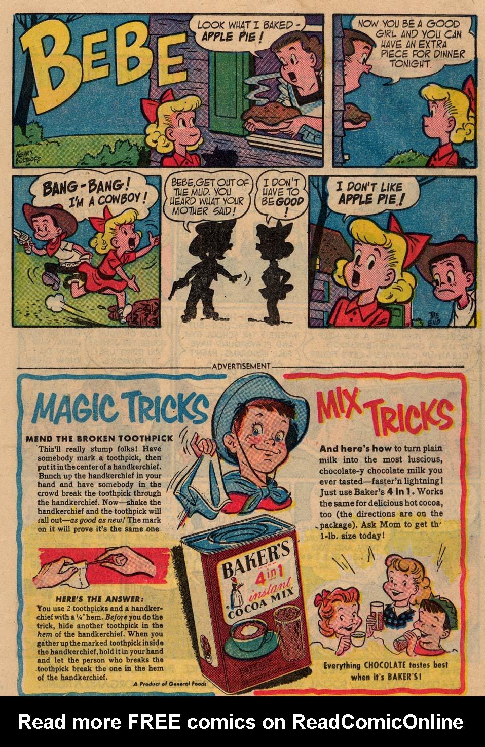 Read online Adventure Comics (1938) comic -  Issue #186 - 23