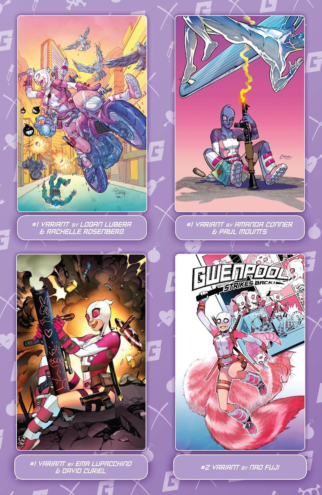 Gwenpool Strikes Back issue _TPB - Page 113