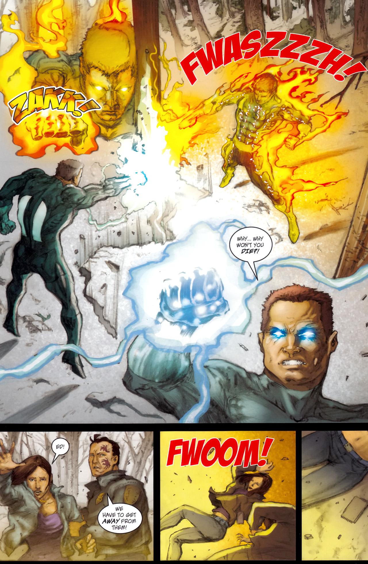 Read online Phoenix comic -  Issue #5 - 13