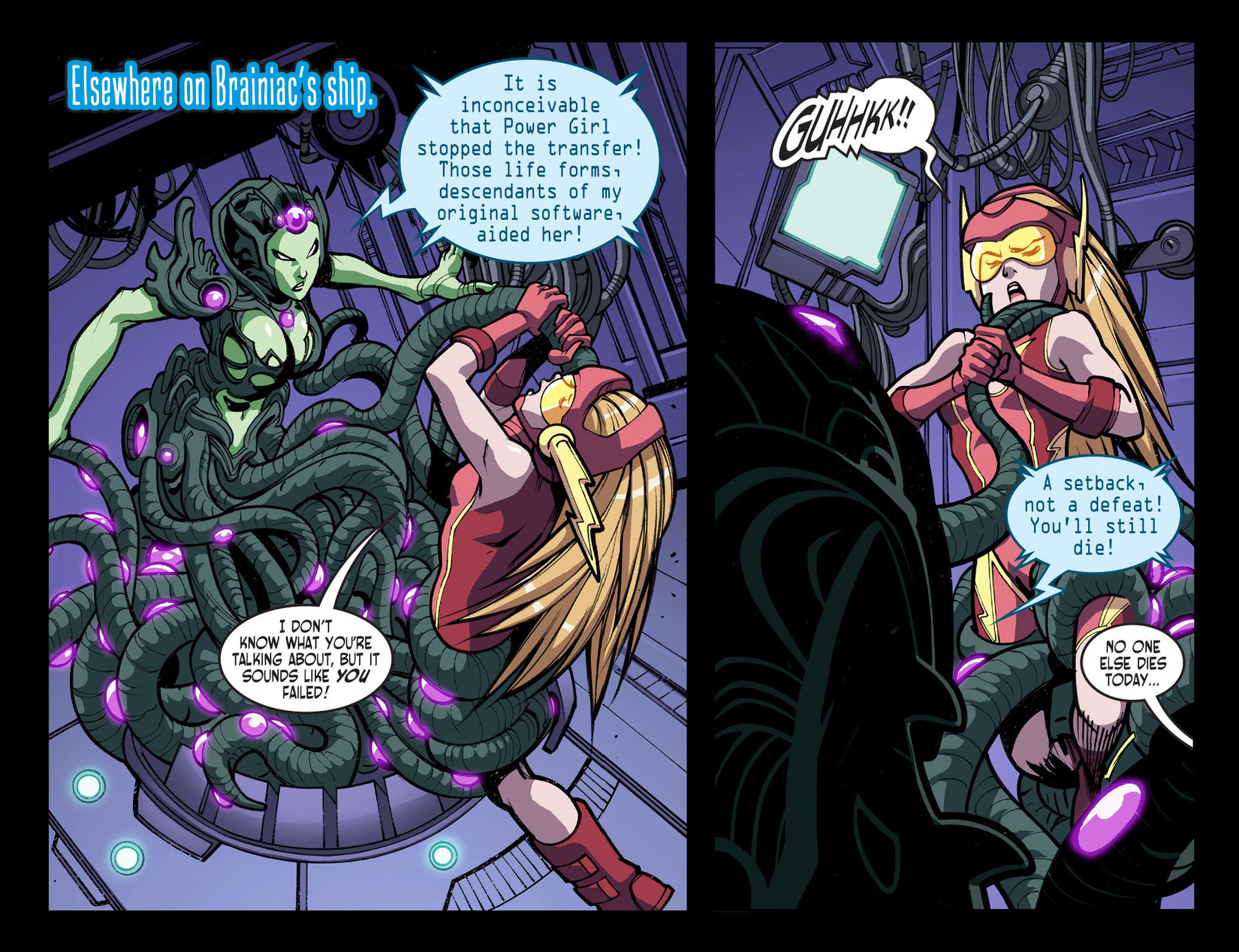 Read online Ame-Comi Girls comic -  Issue #5 - 6