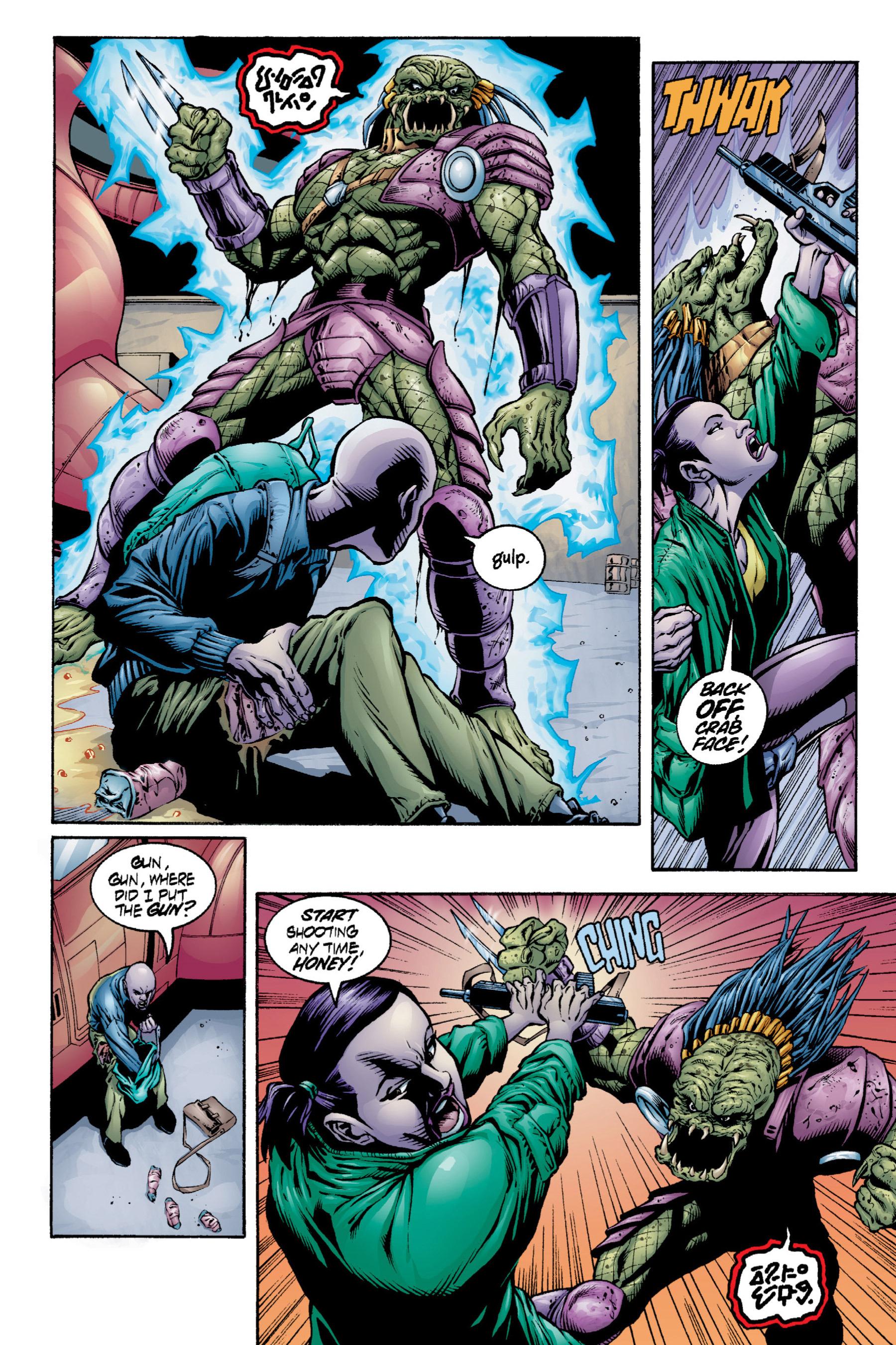Read online Aliens vs. Predator Omnibus comic -  Issue # _TPB 2 Part 4 - 111
