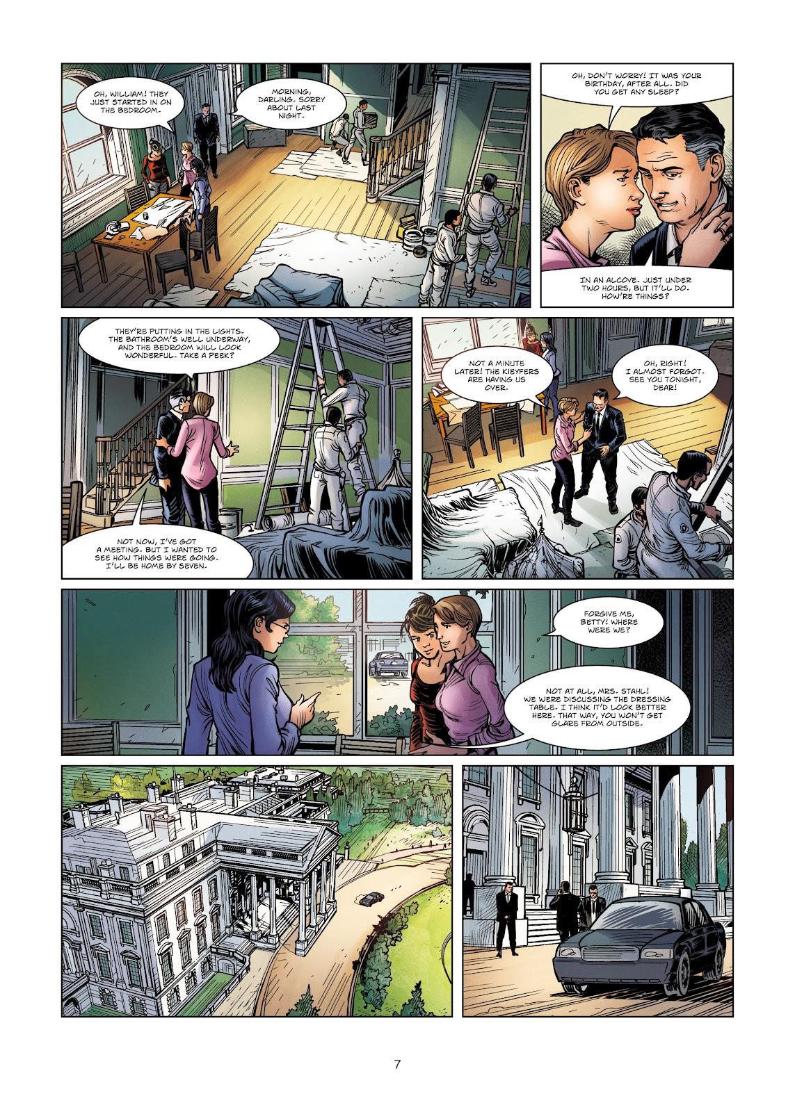 Read online Vigilantes comic -  Issue #4 - 7