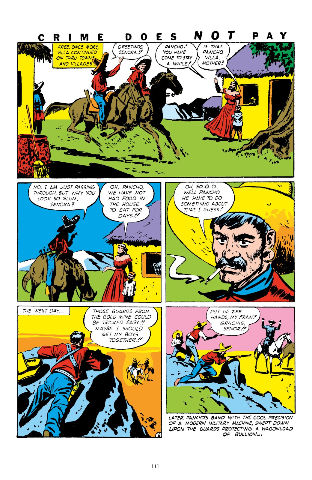 Read online Crime Does Not Pay Archives comic -  Issue # TPB 1 (Part 2) - 14