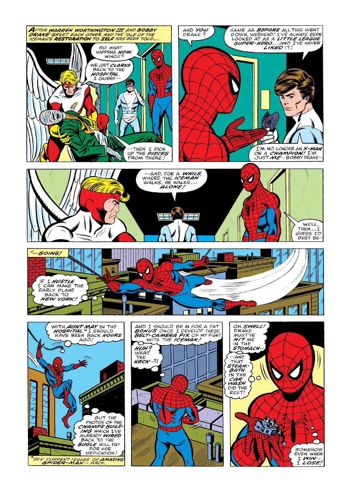 Read online Marvel Masterworks: The Spectacular Spider-Man comic -  Issue # TPB 2 (Part 1) - 59