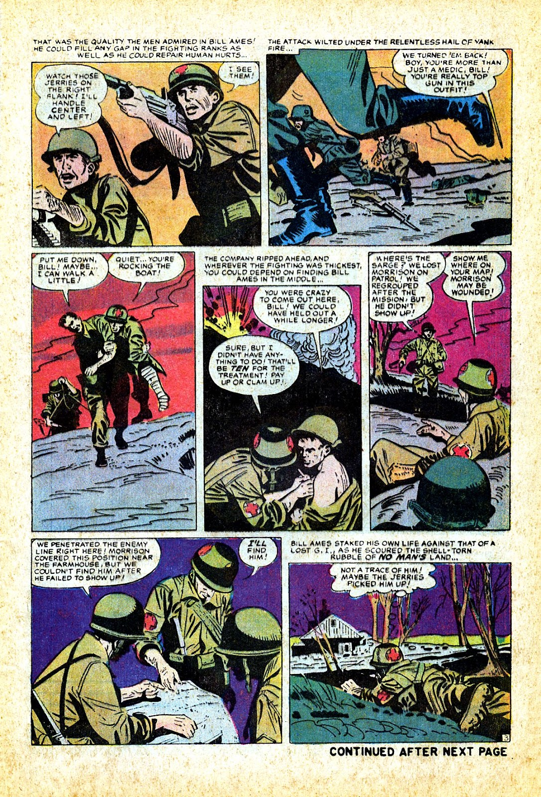 War Is Hell (1973) issue 4 - Page 5