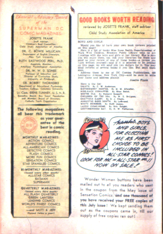 Read online Sensation (Mystery) Comics comic -  Issue #7 - 32