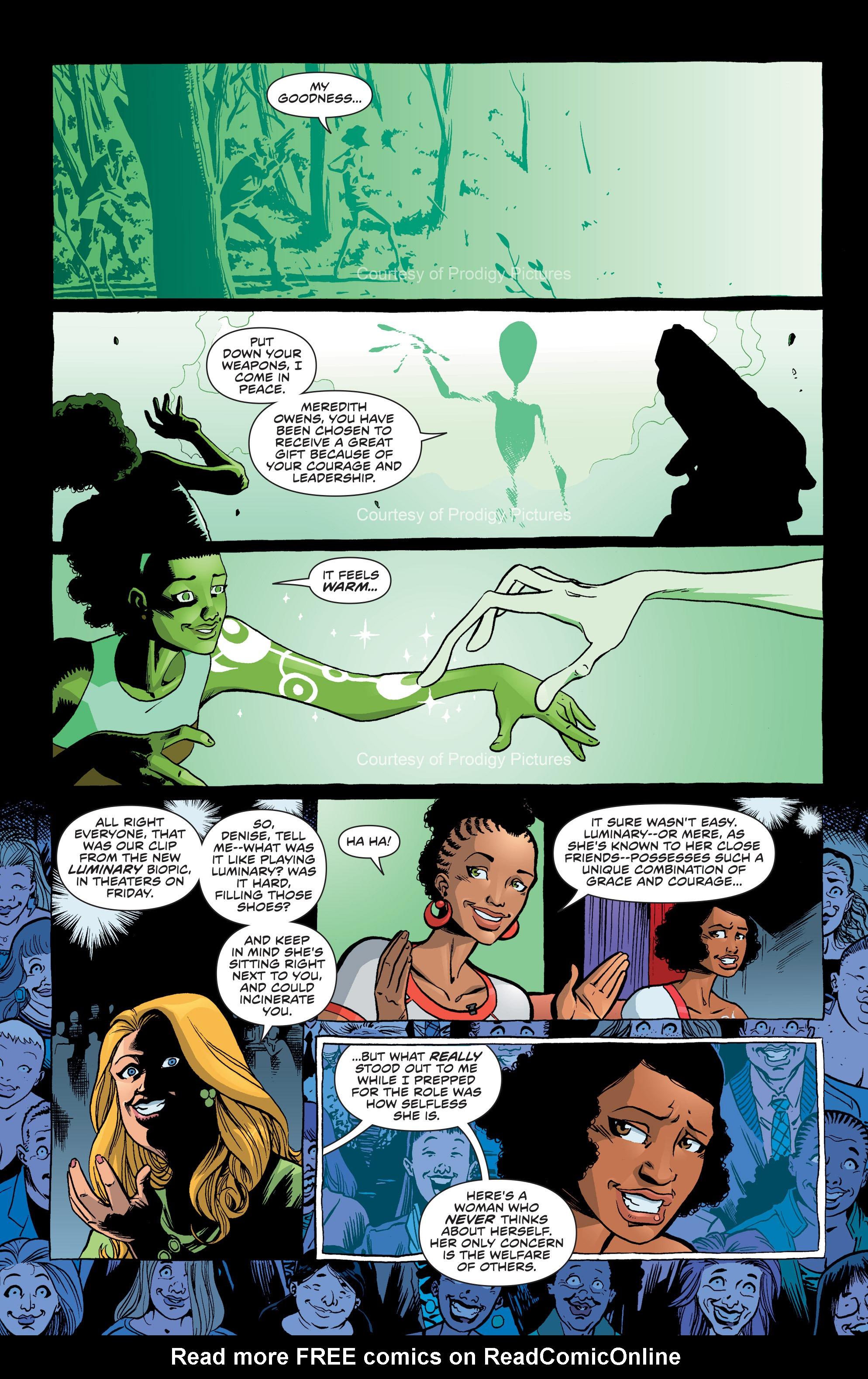 Read online Secret Identities comic -  Issue # _TPB - 101