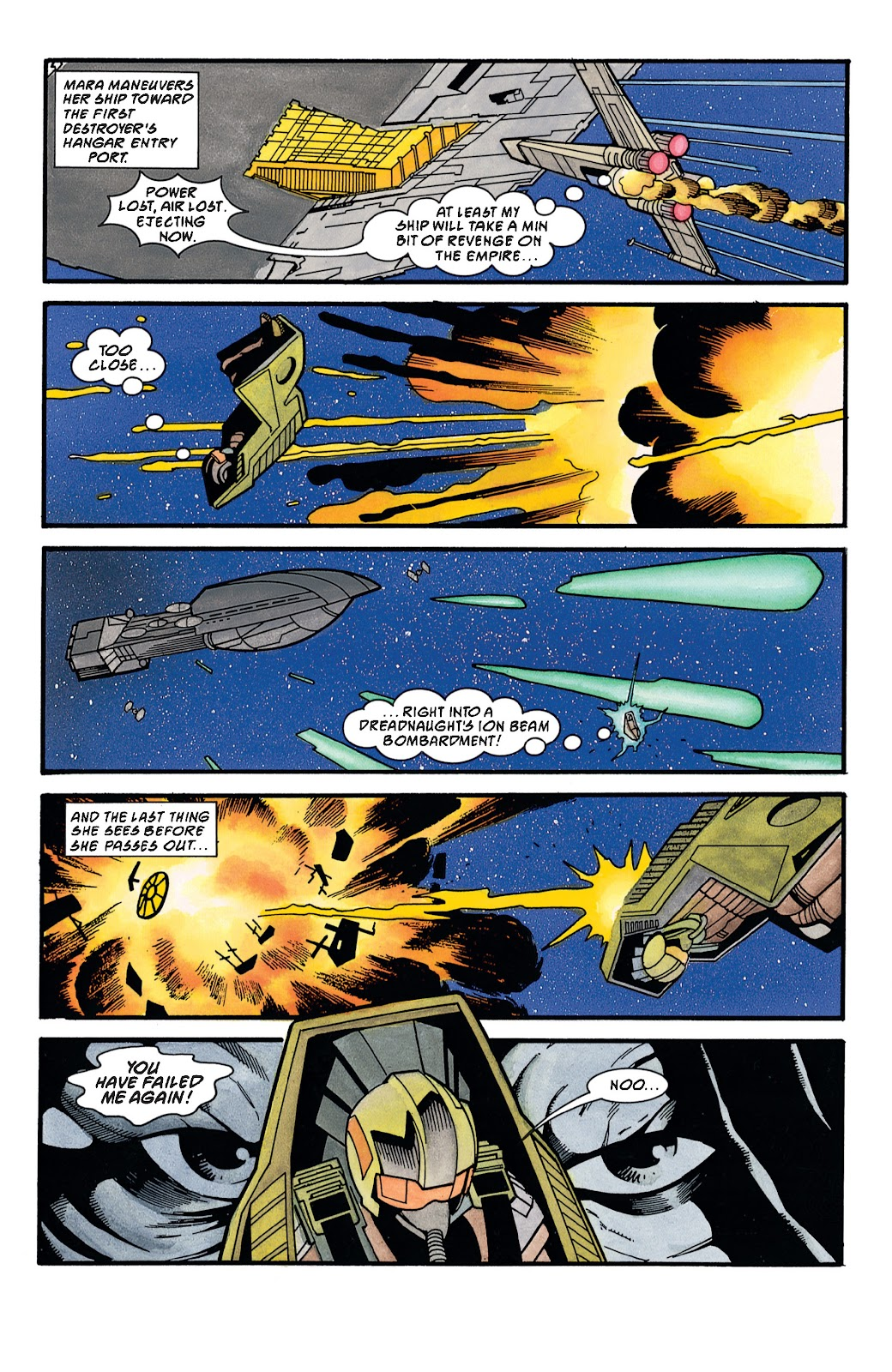 Read online Star Wars Legends: The New Republic - Epic Collection comic -  Issue # TPB 4 (Part 3) - 93