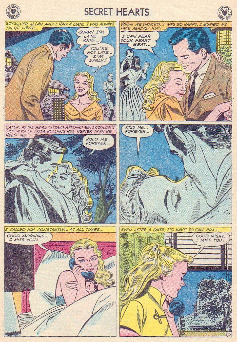 Read online Secret Hearts comic -  Issue #72 - 29