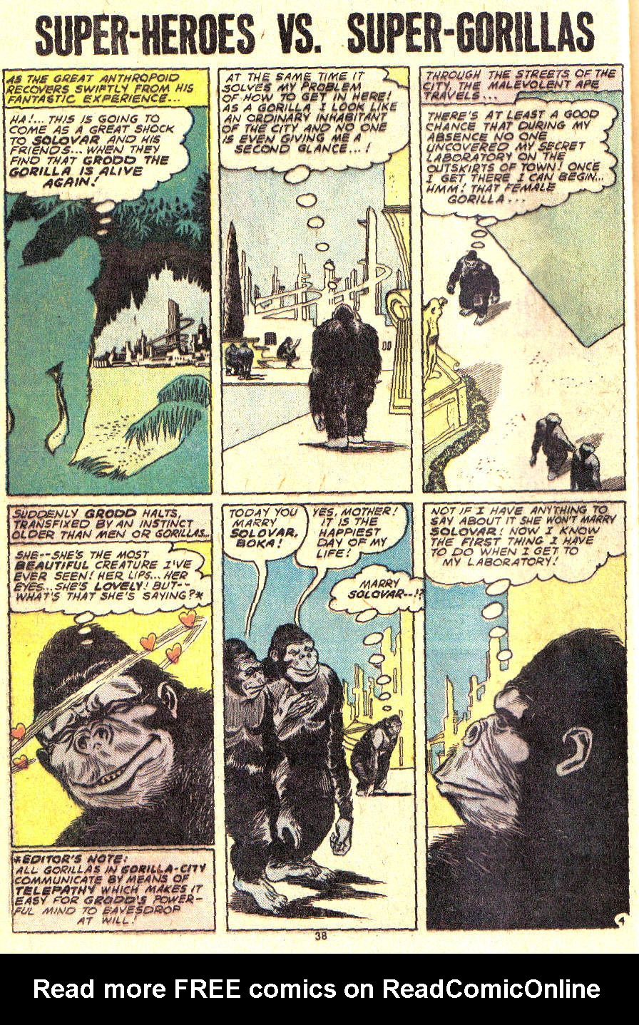 DC Special (1975) issue 16 - Page 38