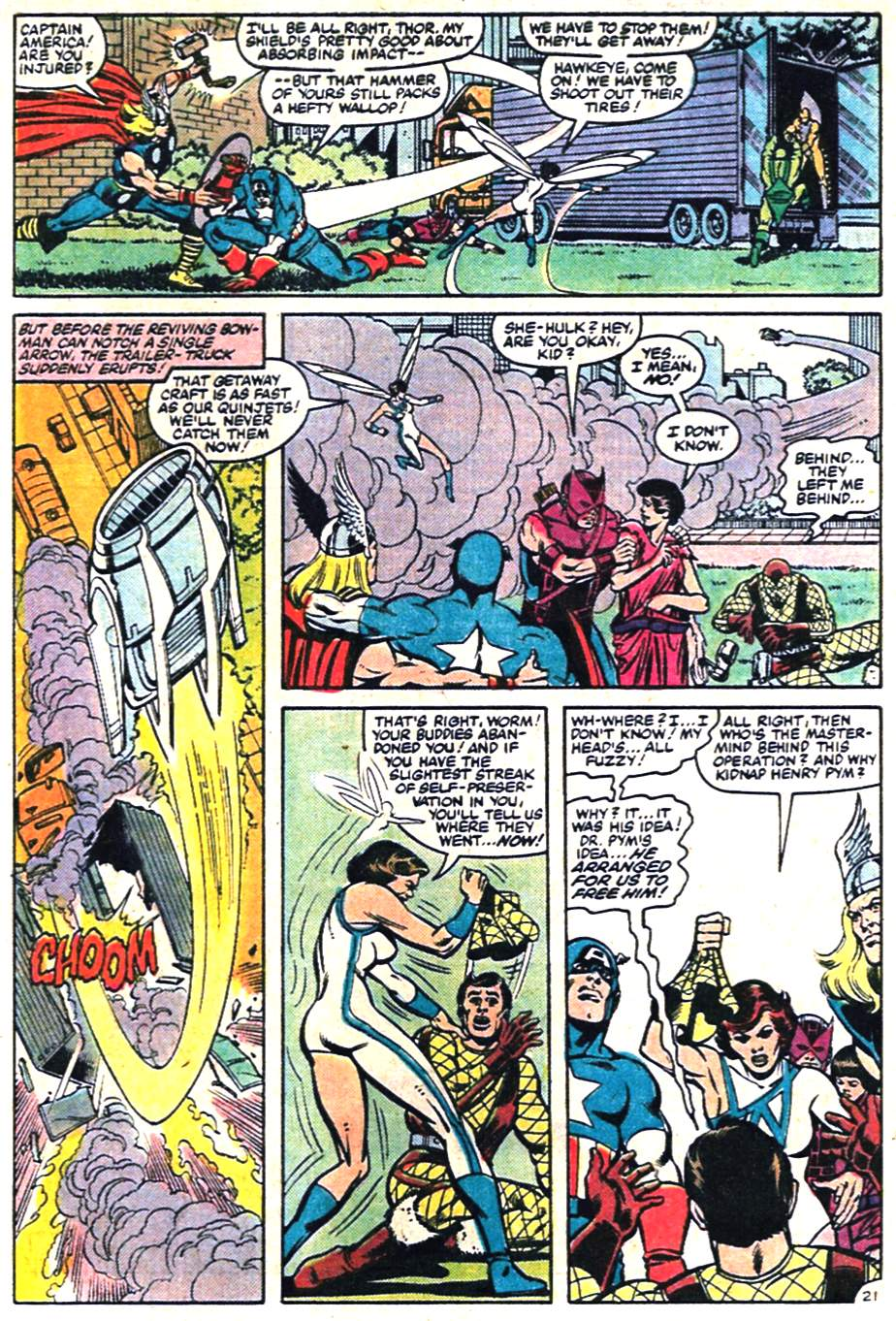 The Avengers (1963) 228 Page 21