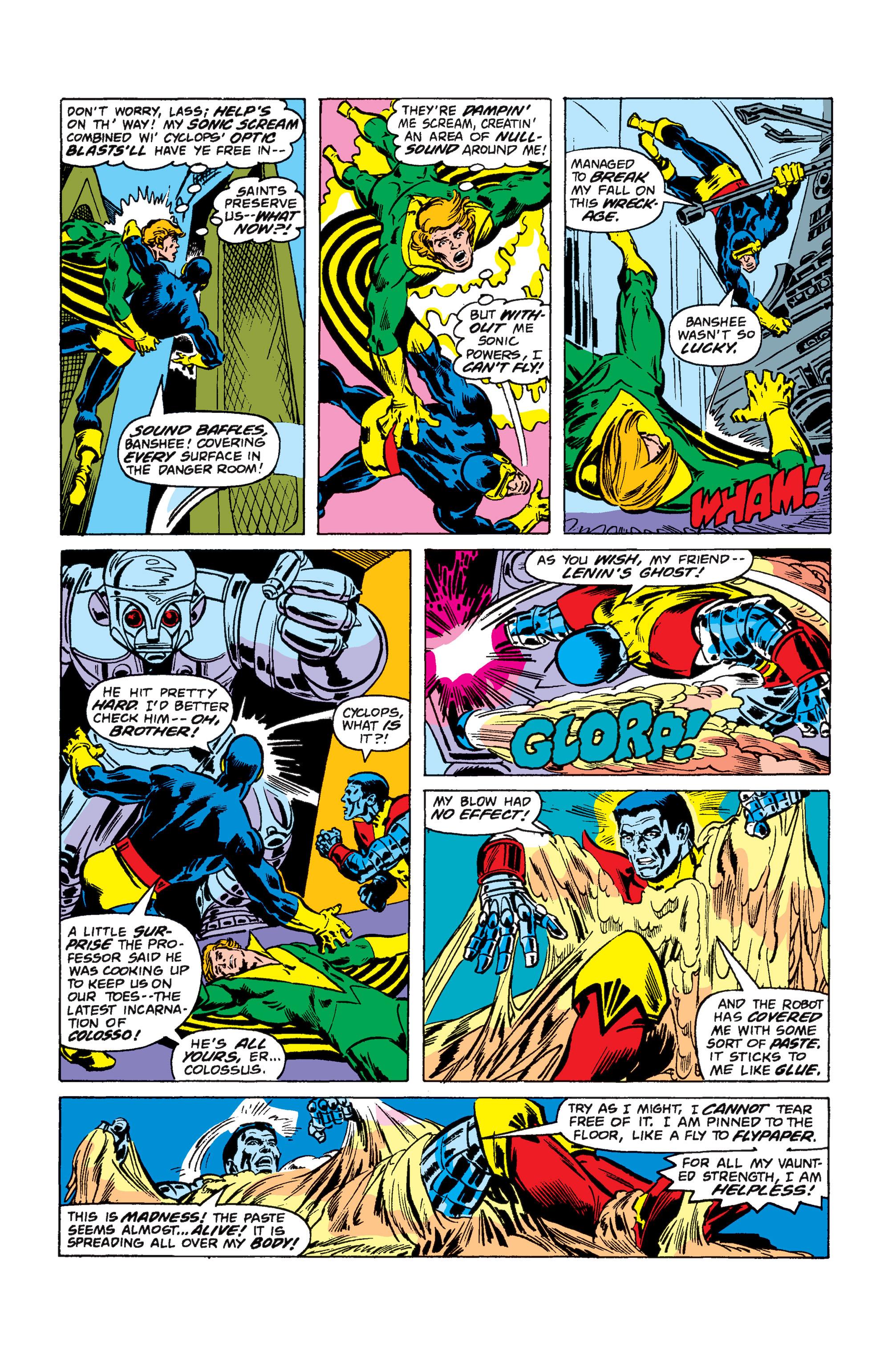 Read online Uncanny X-Men (1963) comic -  Issue #110 - 13