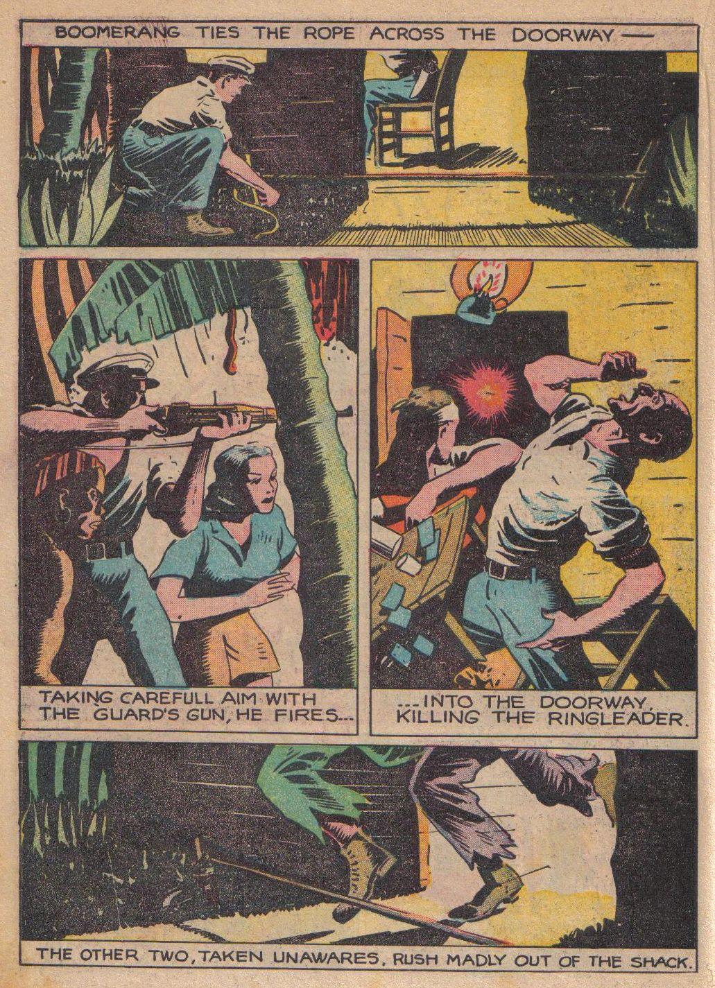 Read online Adventure Comics (1938) comic -  Issue #24 - 40