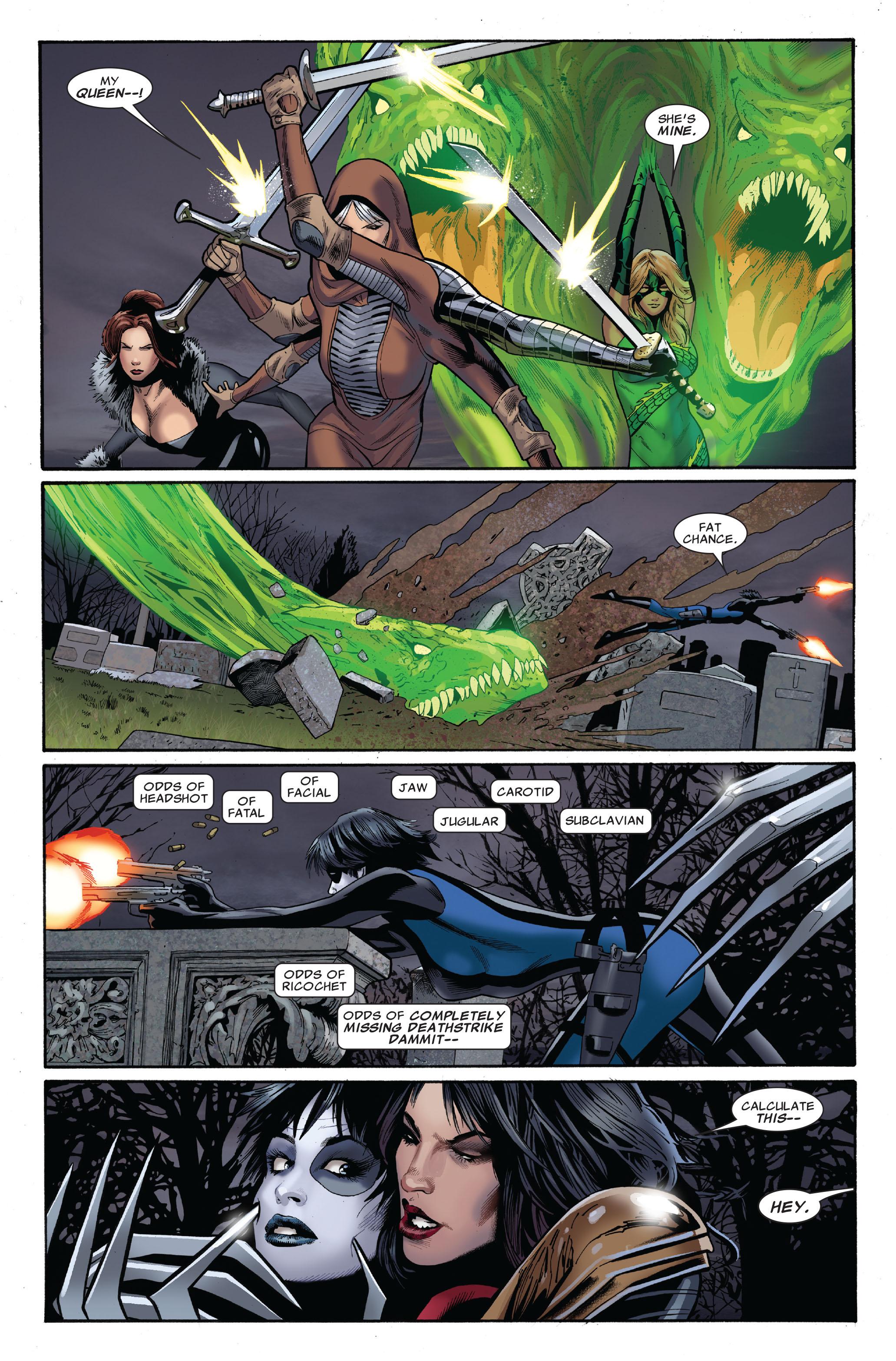 Read online Uncanny X-Men (1963) comic -  Issue #511 - 11