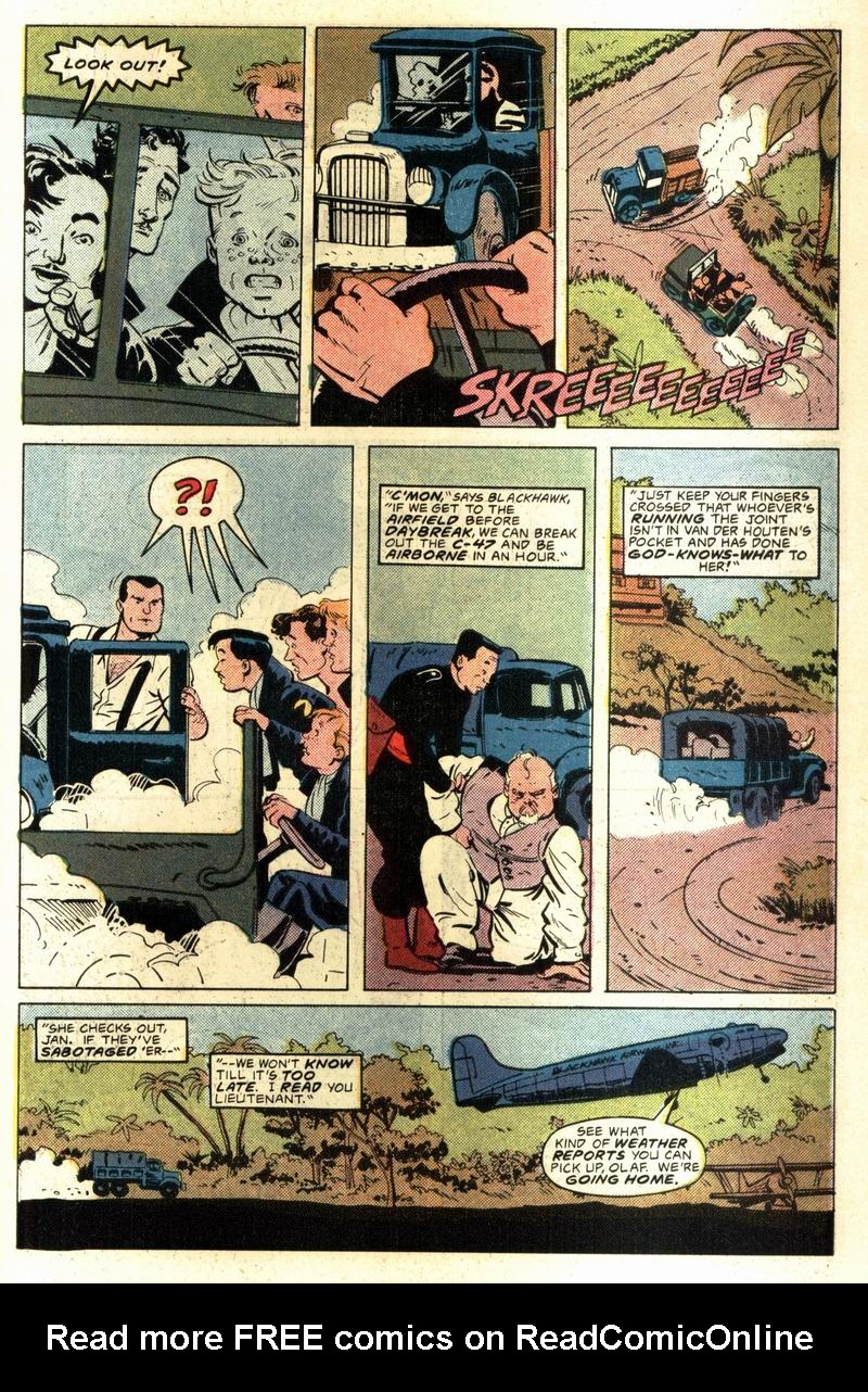 Read online Action Comics (1938) comic -  Issue #622 - 39